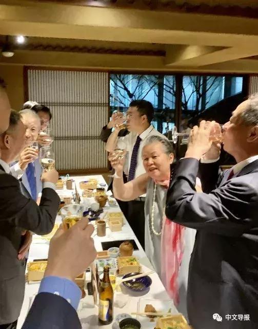 中国酒业协会访日:中日酒业同仁恳亲交流