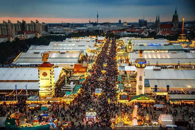 酒鬼有福啦!全球十大啤酒节的狂欢盛宴,美好的夏天都在这里了~