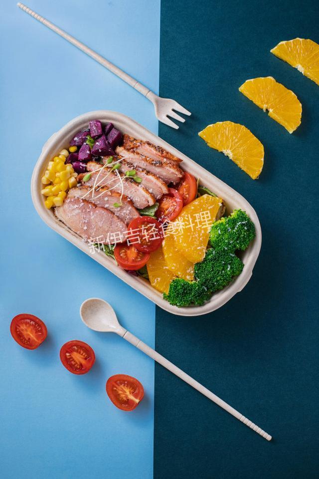轻食沙拉,低热量高颜值,每道都让人很惊艳