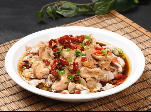 """四川特色菜""""怪味鸡""""的正确做法,咸香鲜美,会让你舔盘子"""