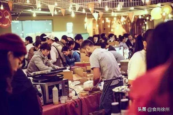"""食尚徐州的这几个""""娘们""""太会装了,竟要在北区弄个网红集市?"""