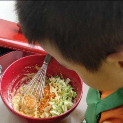#花10分钟,做一道菜!#大阪烧