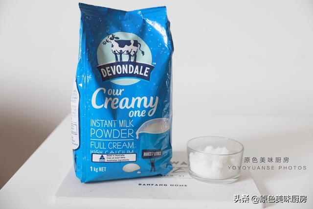 清甜细腻的炼乳,原来制作这么简单,只要一口锅就能制作完成