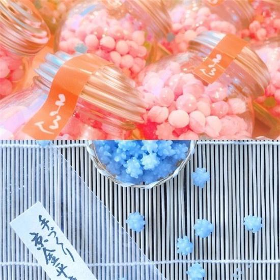 """生活的甜蜜,从一颗""""幸运星""""开始——金平糖"""